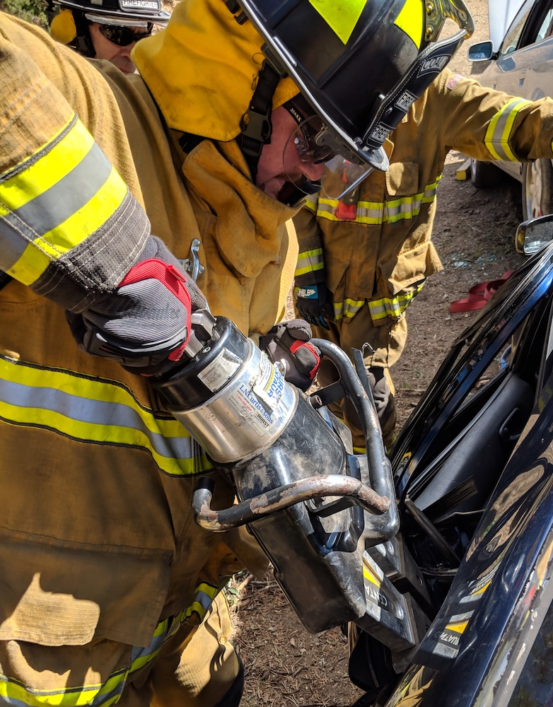 All-Hazards Firefighter